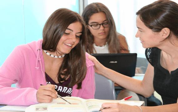 Reforç escolar: un treball en equip
